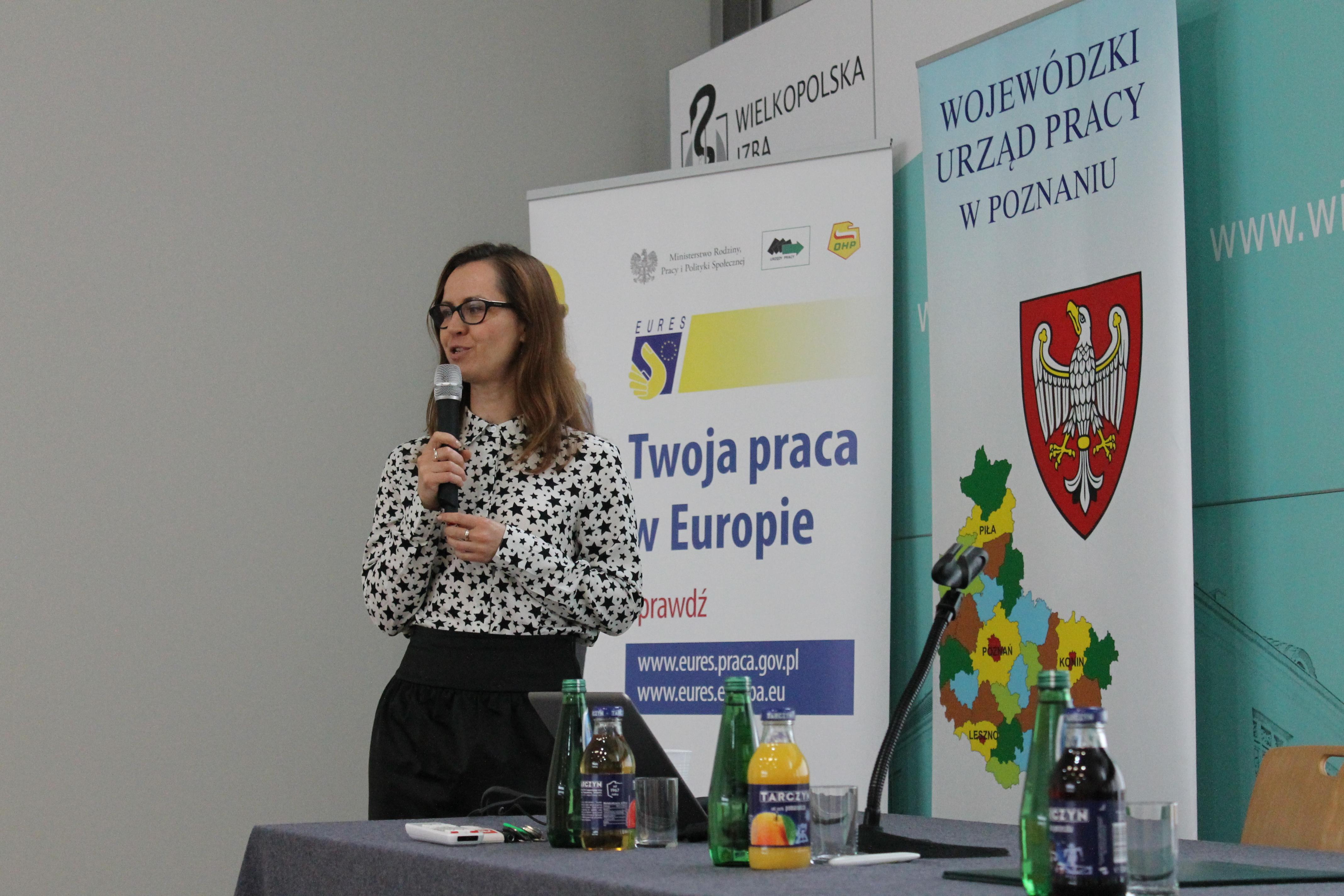 """""""Usługi biznesowe w Poznaniu"""". Katarzyna Sobocińska, Zastępca Dyrektora Biura Obsługi Inwestorów - Urząd Miasta Poznania"""